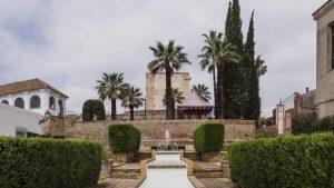 castillo árabe de utrera