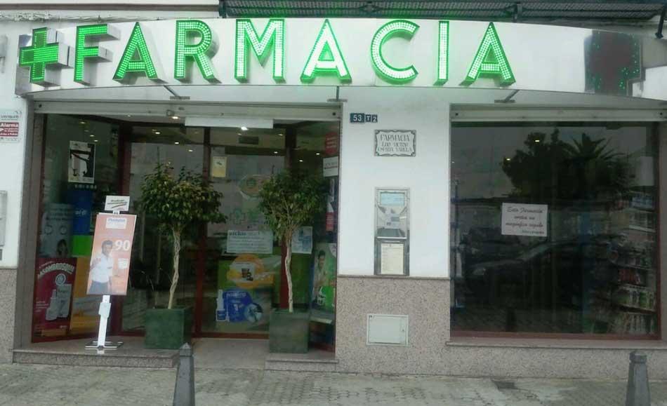 Farmacia Espada Valera