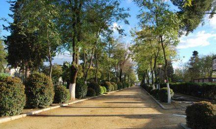 Parque de Consolación y la Ciudad de los Niños