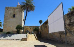 patio de armas castillo de utrera