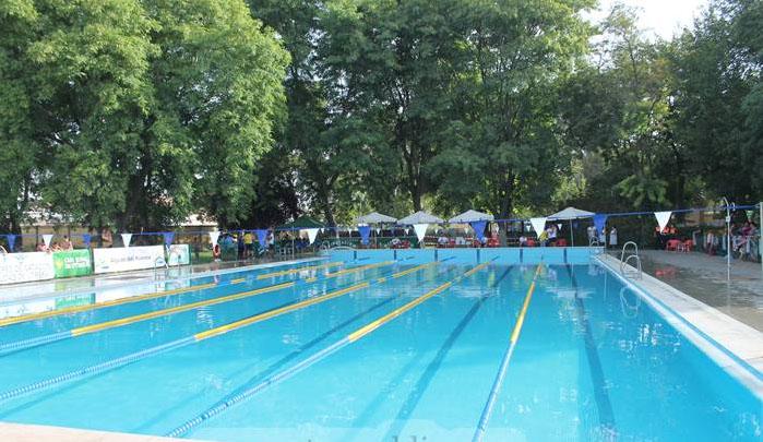 piscina municipal utrera